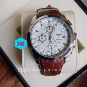 Tissot Marron Chrono