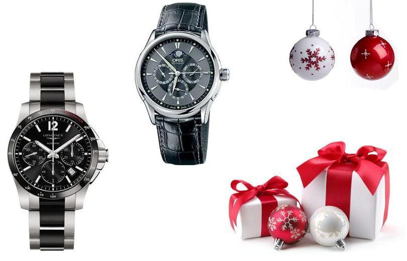 Offrez une montre pour Noël
