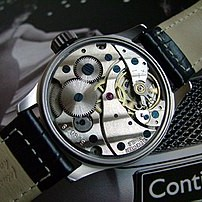 montre automatique - mechanical watch moveama express